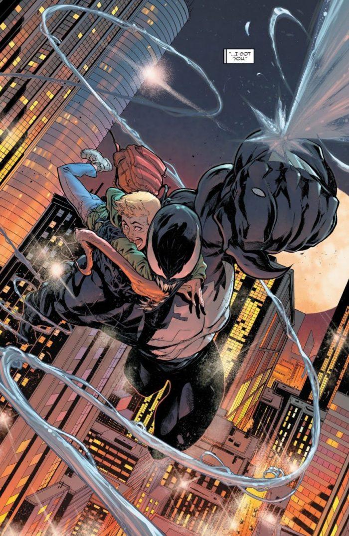Venom Beyond